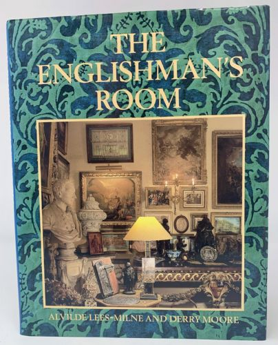 The Englishman's Room by Alvilde Lees-Milne and Derry Moore (A Very Rare and Valuable Book)